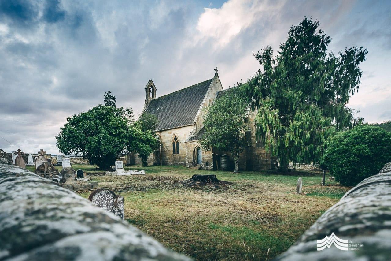 Buckland Church Tasmania