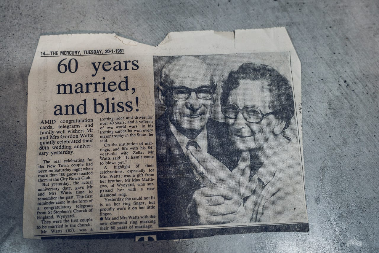 Mercury clipping from 1981